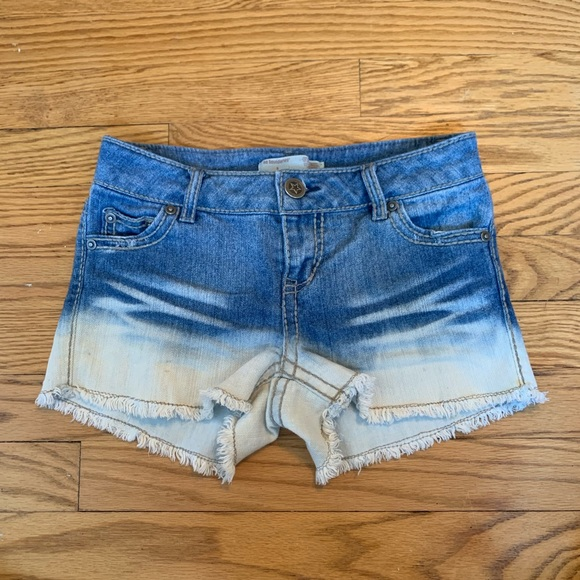 Juniors Denim Shorts-size 3 /& 5